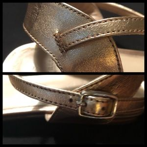 Anthropologie Shoes - Anthro Fortress of Inca Handmade sandals - sz 9